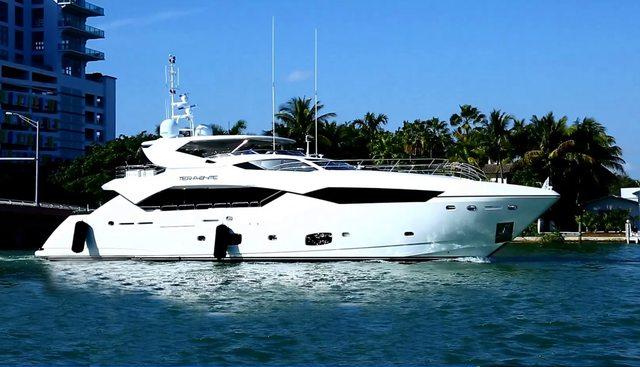 Tera-Byte Charter Yacht - 2