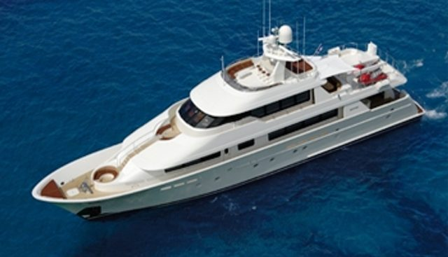 Arms Reach Charter Yacht - 3