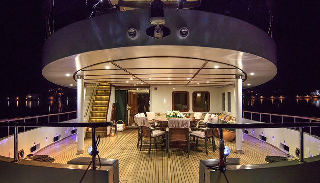 Donna Del Mare Charter Yacht - 3