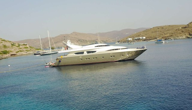 Zambezi Charter Yacht
