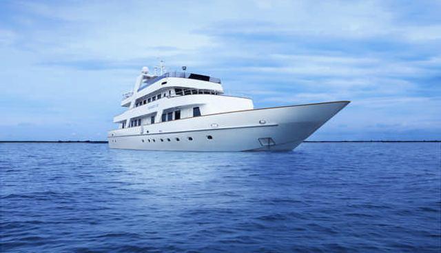Megaway 128 Charter Yacht