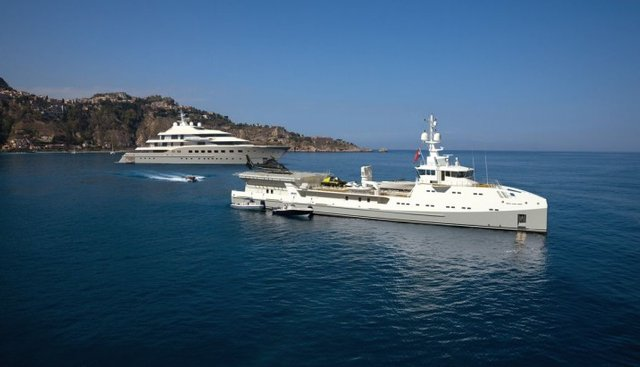 Intrepid Charter Yacht