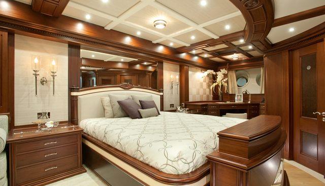 Mikhail Vorontsov Charter Yacht - 8