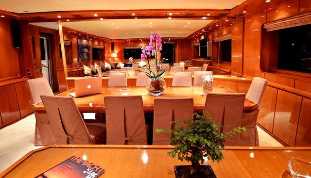 Evidence Charter Yacht - 8
