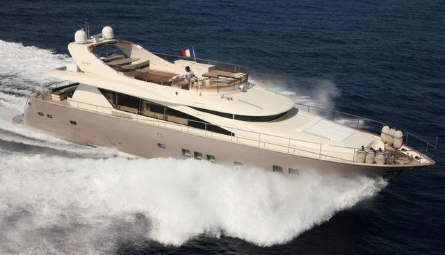 Soja Charter Yacht