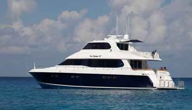 Tres Hermanos III Charter Yacht