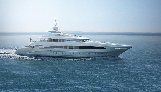 White Charter Yacht - 2