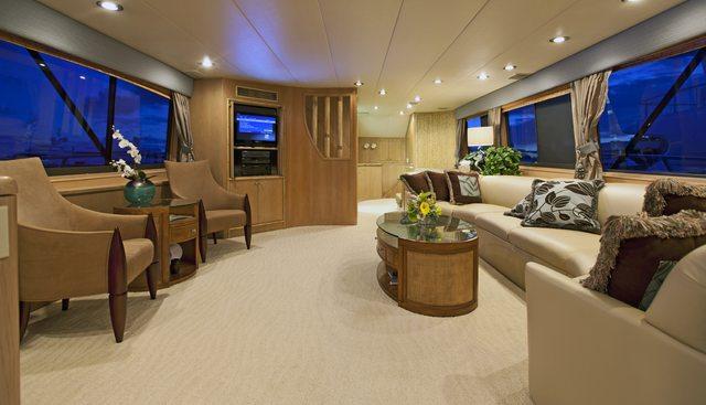 Lady Lila Charter Yacht - 6