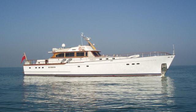 Atali Charter Yacht