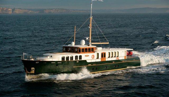 Parriwi Charter Yacht