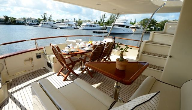 Perspicaz Charter Yacht - 2