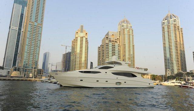 Infinity 7 Charter Yacht - 2