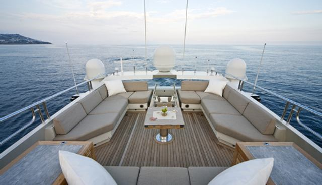 Escape II Charter Yacht - 3