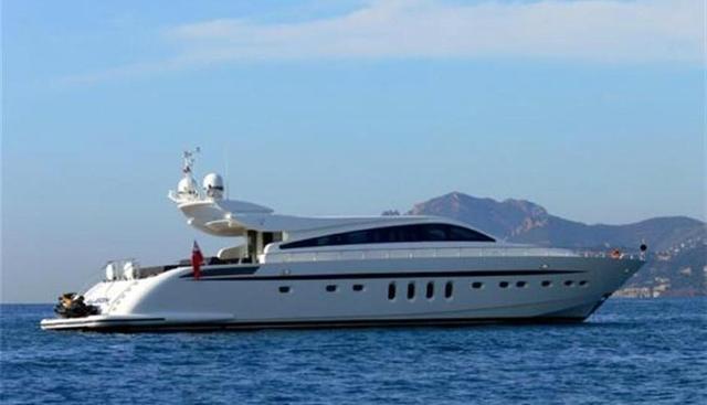 Tba Charter Yacht
