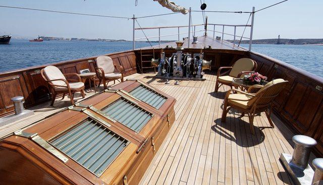Madiz Charter Yacht - 4