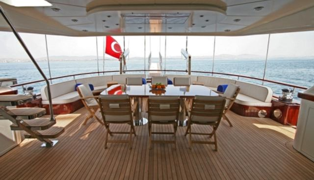Getaway Charter Yacht - 5