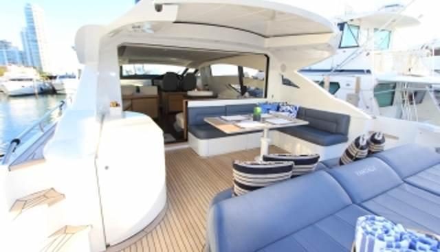 Vantage Charter Yacht - 4