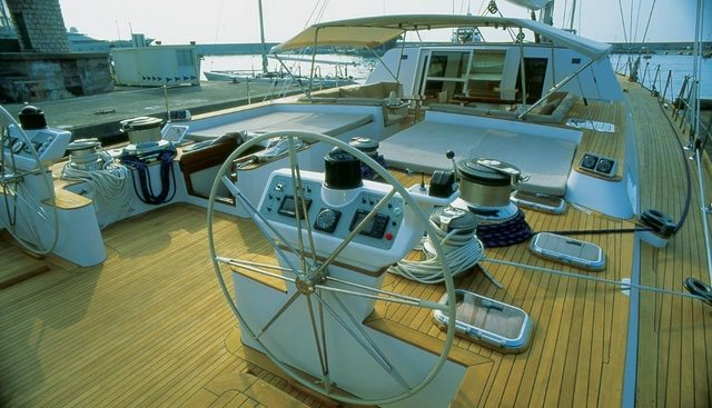 Vaimiti Charter Yacht - 2