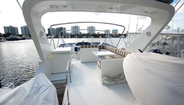 Always Something Charter Yacht - 2