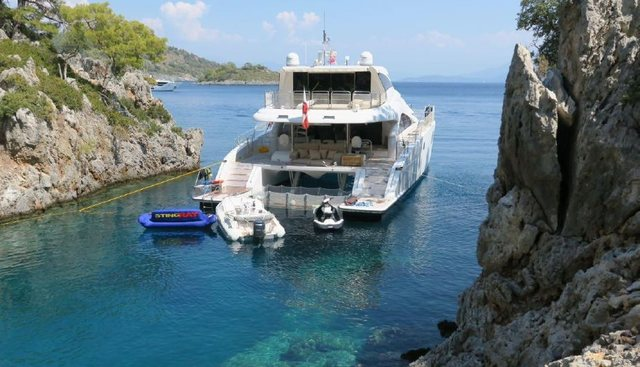 Violetta Charter Yacht - 2