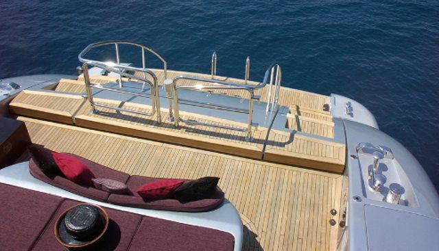 Awesome II Charter Yacht - 5