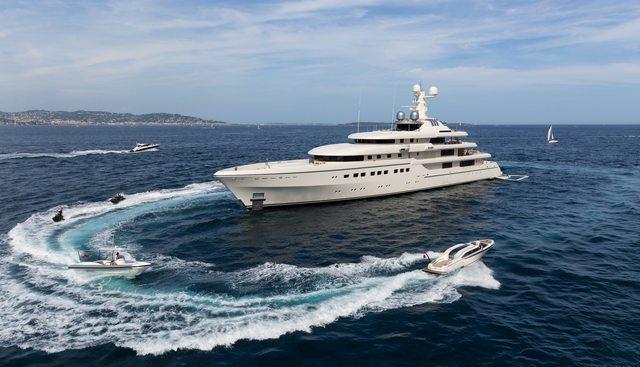 Romea Charter Yacht