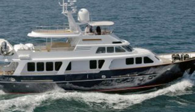 Moonshadow Noa Charter Yacht - 4