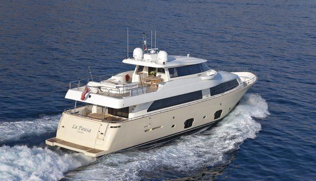 La Pausa Charter Yacht - 5