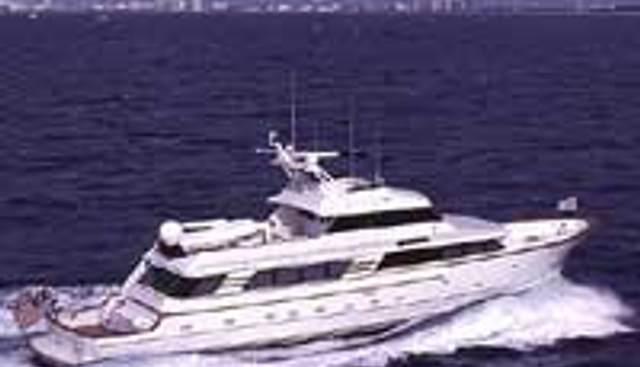 Catalina Charter Yacht