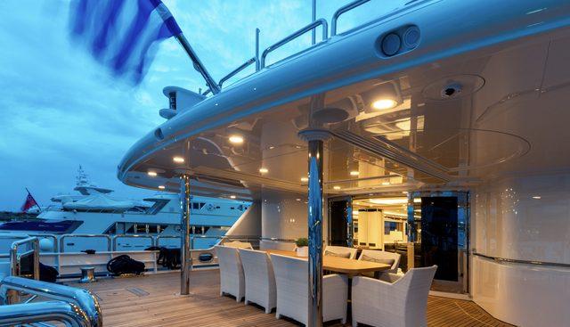 Invader Charter Yacht - 4