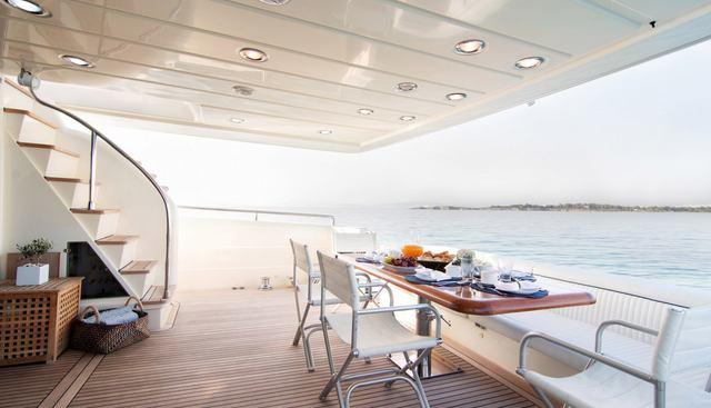 Aetos E Charter Yacht - 3