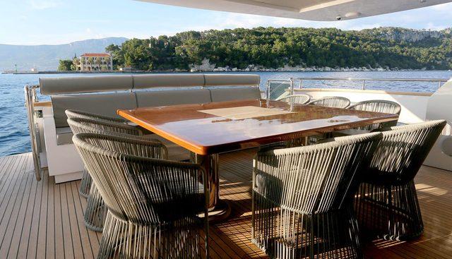 Princess Lona Charter Yacht - 4
