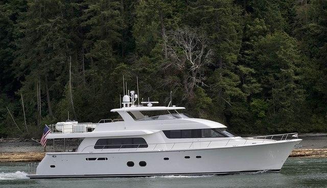 BossMan Charter Yacht