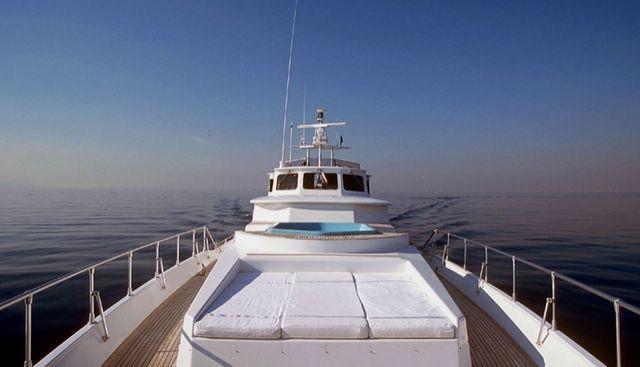 Allahou Charter Yacht - 2
