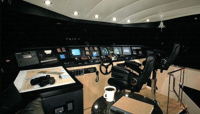 Oregon Mist Charter Yacht - 5
