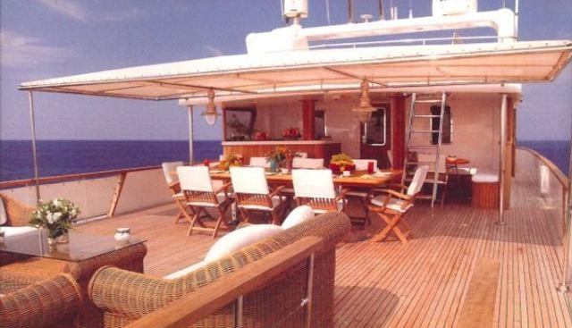 Steel Motor Yacht Charter Yacht - 2