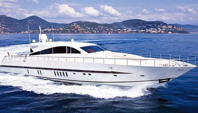 Splendida Charter Yacht