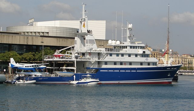 Blue Shadow Charter Yacht - 6