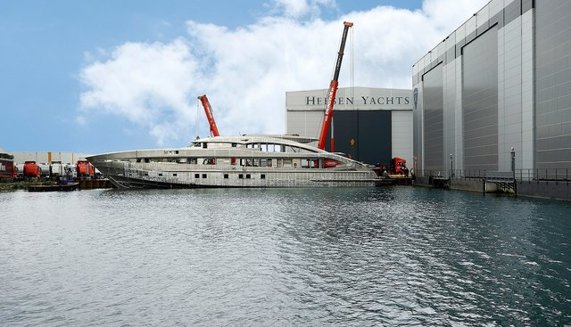 Heesen 18950 Charter Yacht - 3