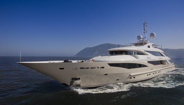 Belle Anna Charter Yacht