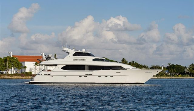 Magic Days Charter Yacht