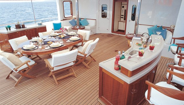 Jasmine Charter Yacht - 5