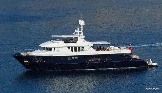 Sea D Charter Yacht