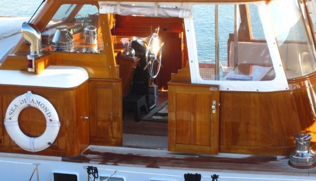 Sea Diamond Charter Yacht - 2