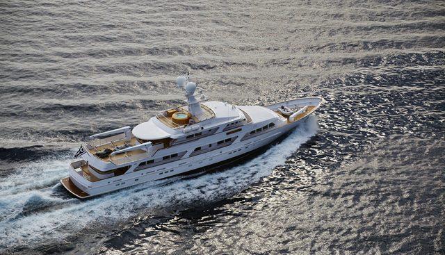 Ancallia Charter Yacht - 4