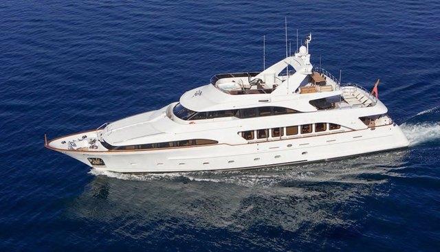 Accama Charter Yacht