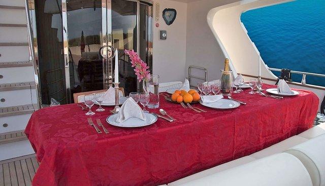 Princess Anna Dukaj Charter Yacht - 6