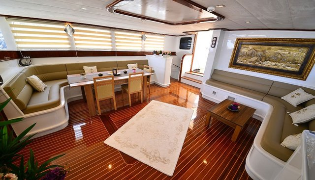Luce Del Mare Charter Yacht - 6