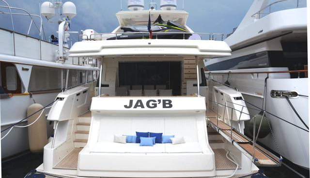 Jag'b Charter Yacht - 2