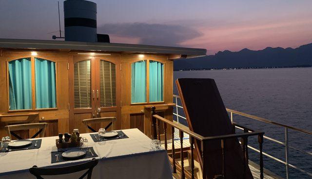 Princess Katharine Charter Yacht - 7